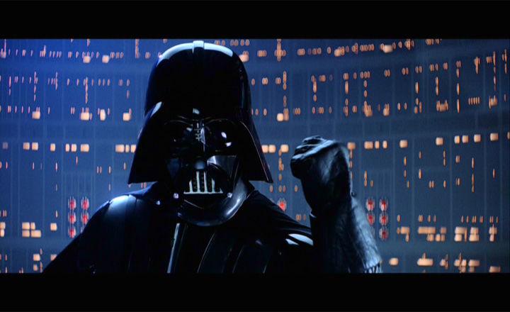 Luke, I'm your father… nan je déconne…