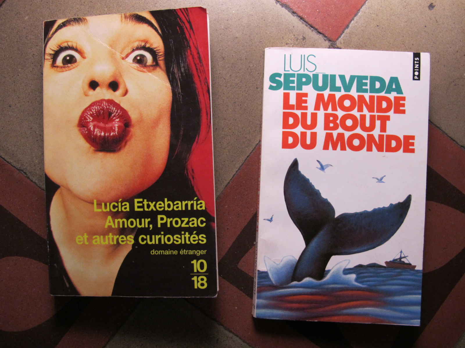 Parlons livres…