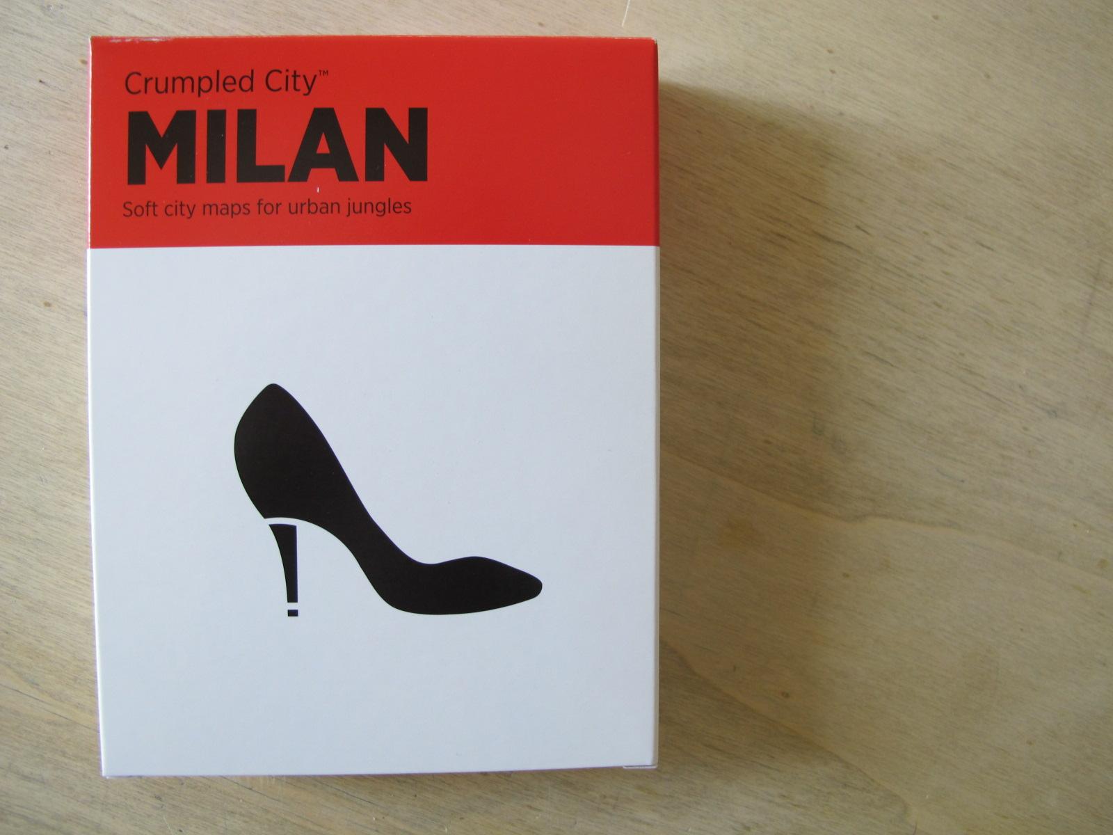 Milan dans ta poche…