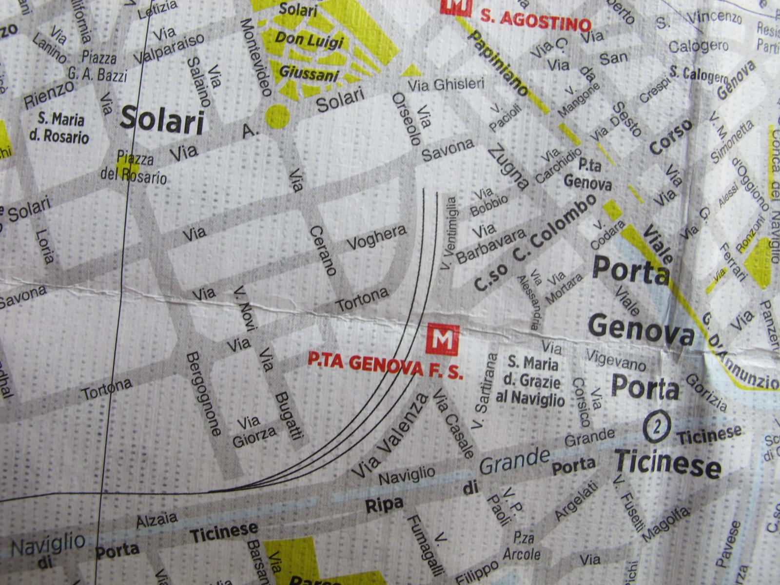Salon du meuble de Milan 2011: zona Tortona