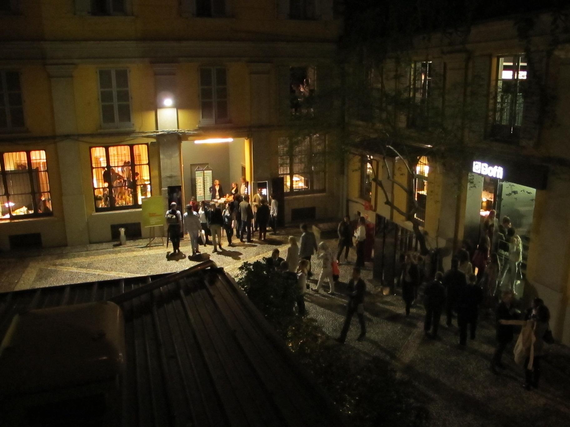 Salon du meuble de Milan 2011: soirée à Brera