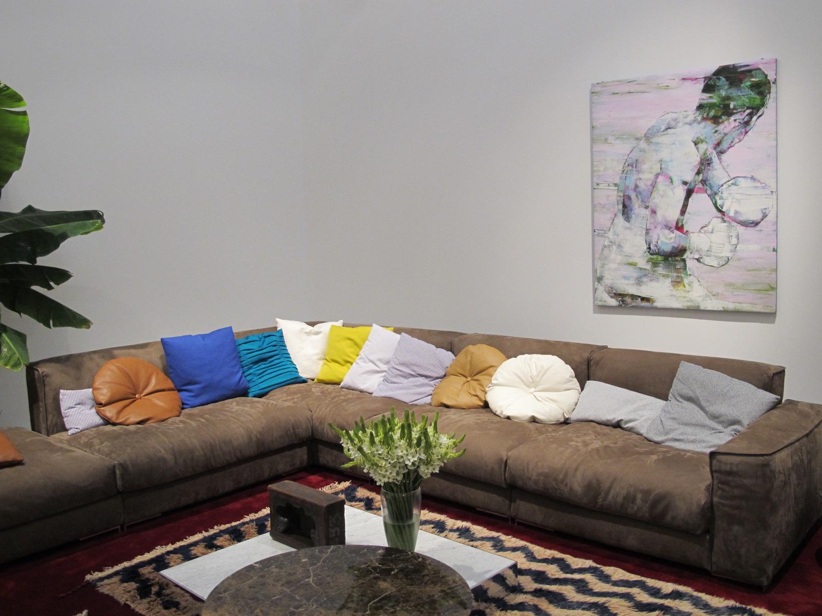 Salon du meuble de Milan 2011, fiera di Rho