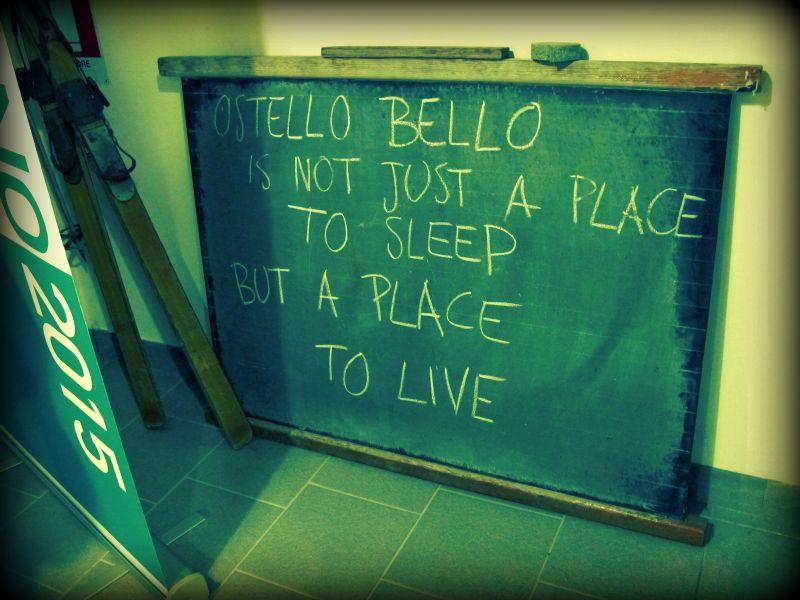 L'Ostello Bello à Milan, davvero bello*!