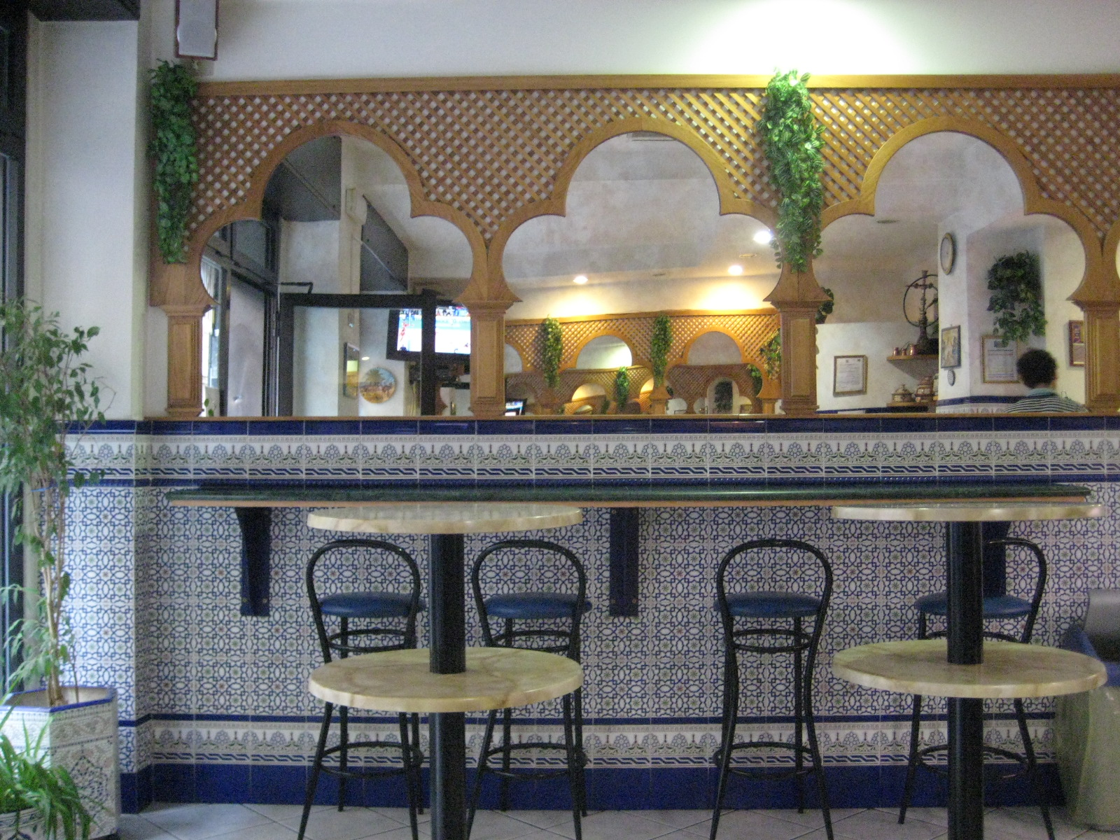 Oasis, le take-away tunisien de Porta Venezia…