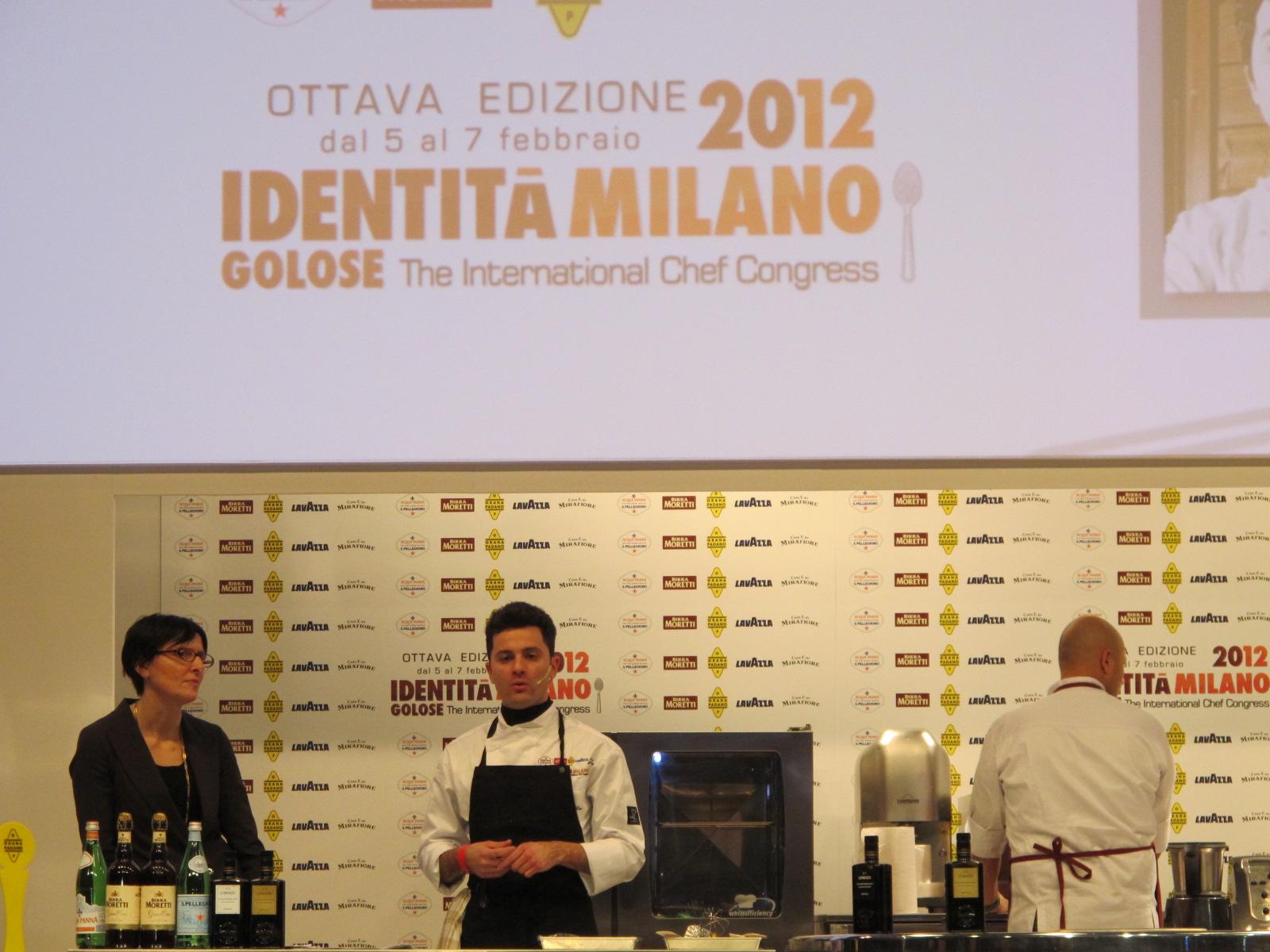 Identità golose, le congrès des chefs à Milan (2)