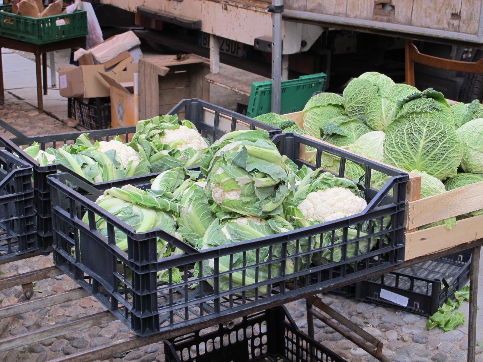 le marché à km 0 de la Cascina Cuccagna