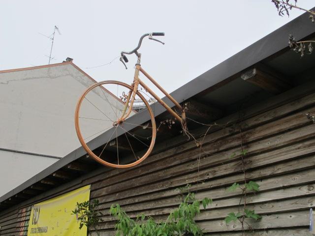Tous à vélo (3), la ciclofficina Stecca!
