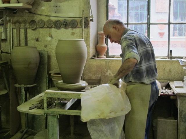 Fornace Curti, les artisans de la terre cuite à Milan…