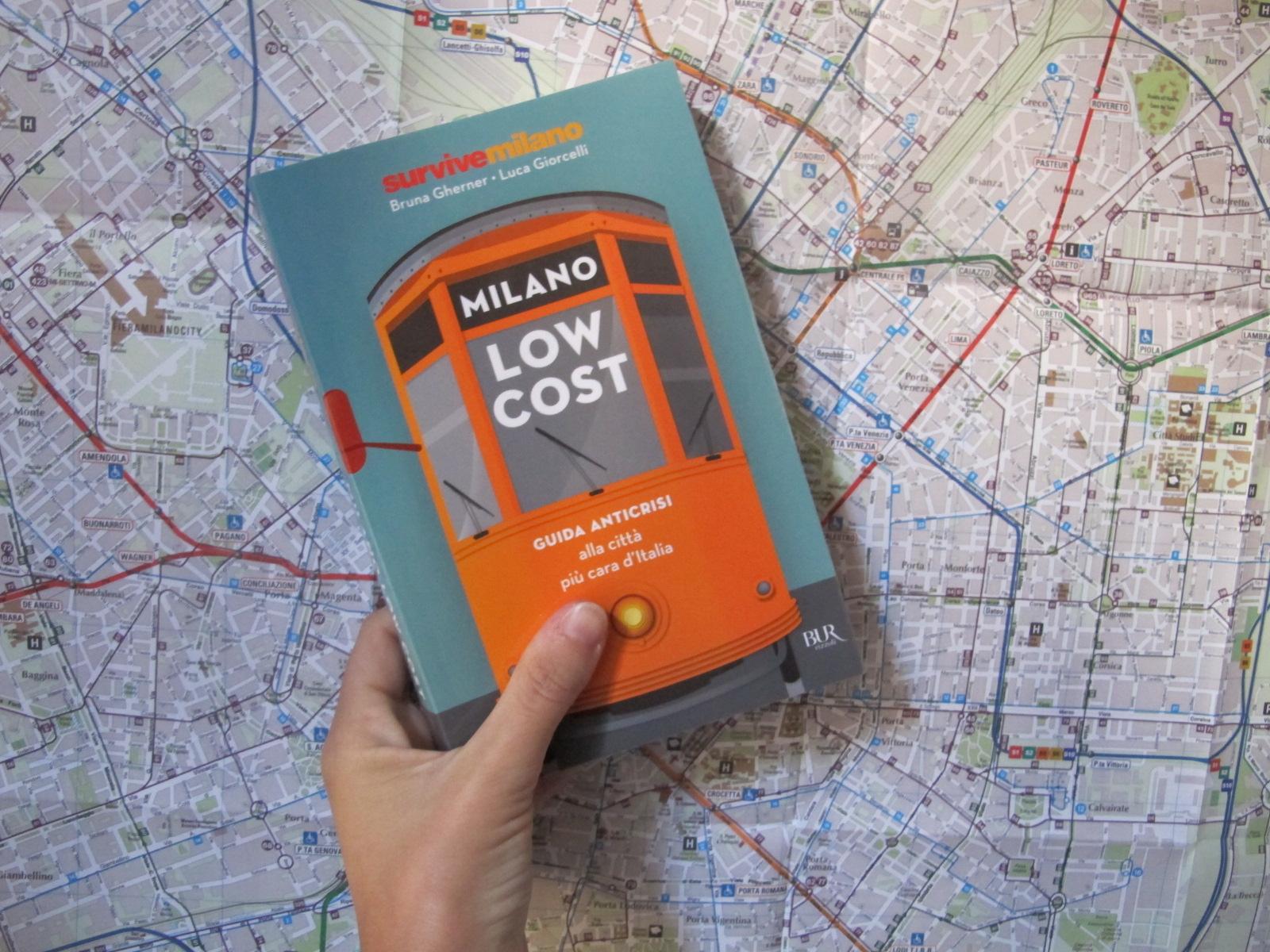 Milano low cost, un guide inspiré…