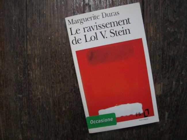littérature française ravissement de Lol V. Stein Marguerite Duras