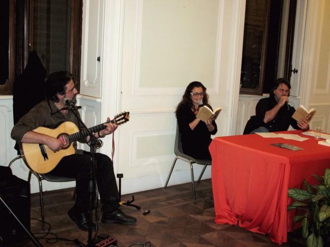 festival letteratura littérature milan milano cristiana zamparo milton fernandez
