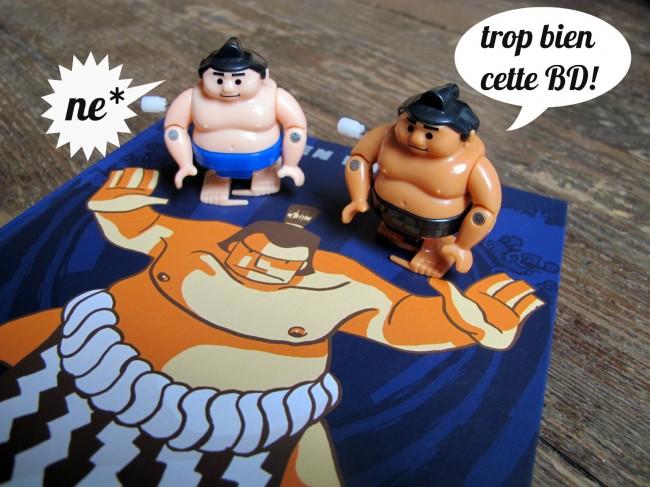 sumo sumotori BD jeu