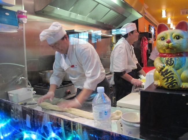 comment faire les nouilles japonaises