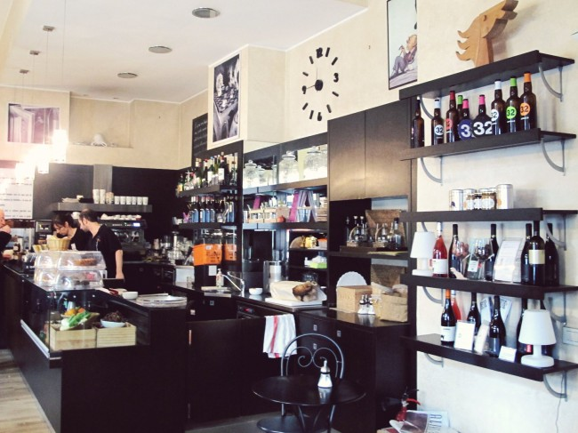 café littéraire milan