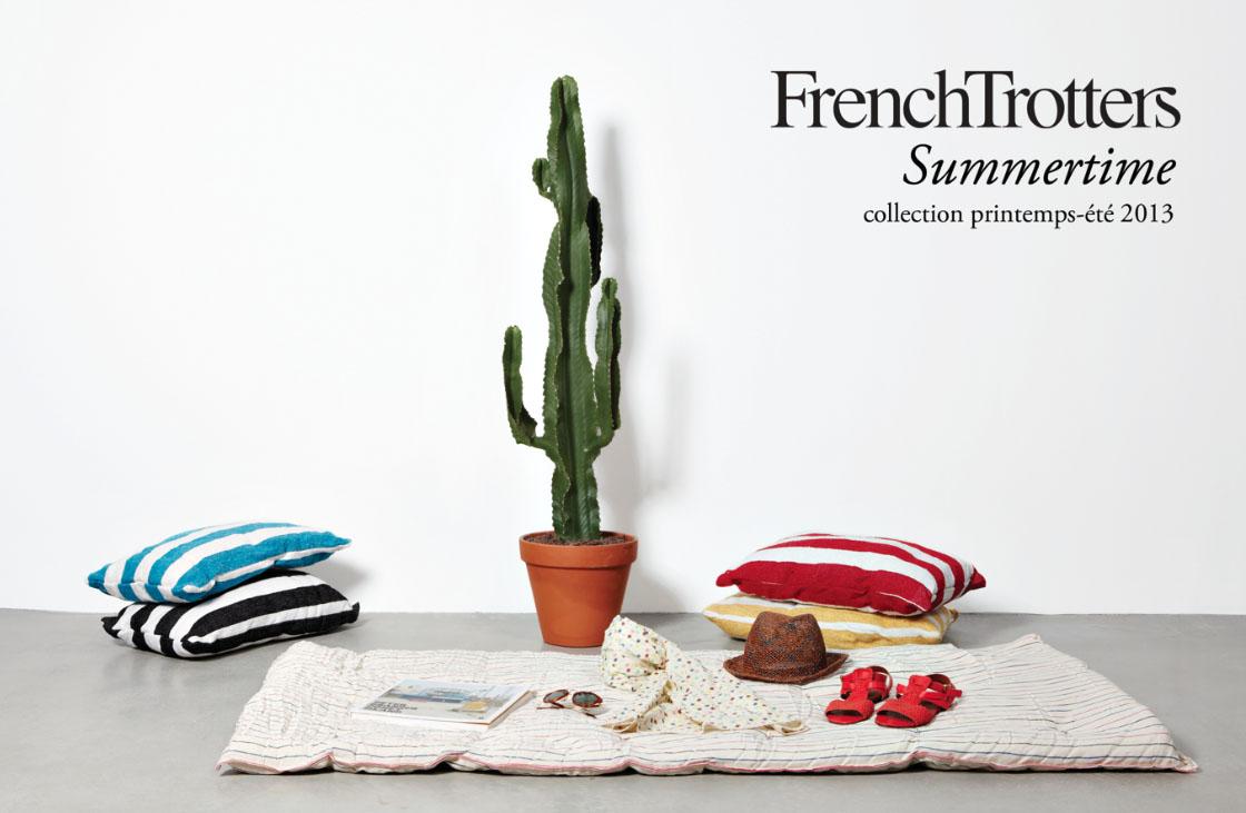 L'été par French Trotter, un cactus et comme une promesse de bonheur…