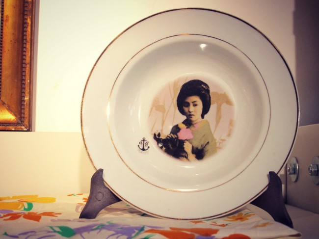 customisation vaisselle