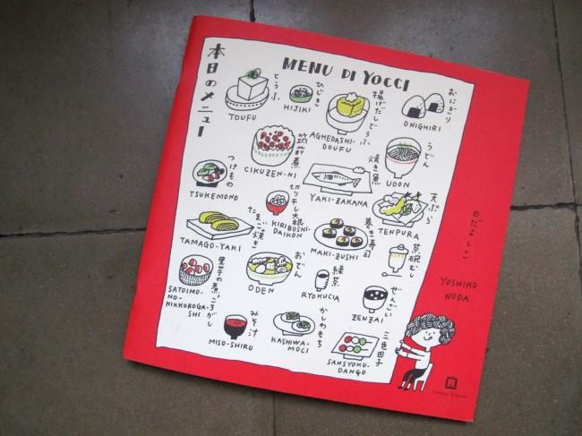 yoshiko noda libro cucina