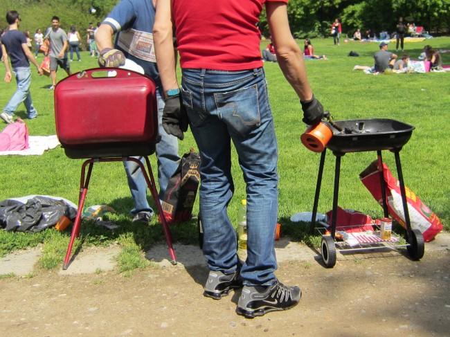 barbecue milan