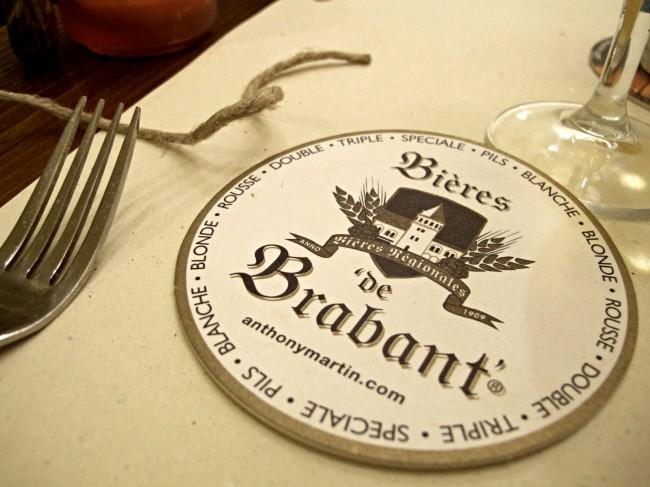 restaurant belge milan