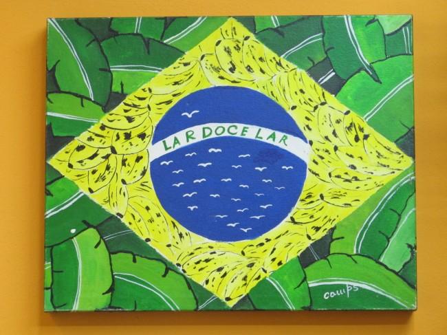 brésil à milan