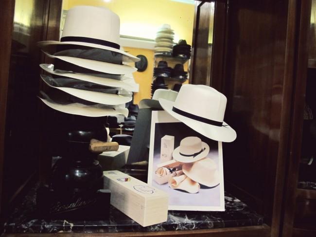 boutique chapelier