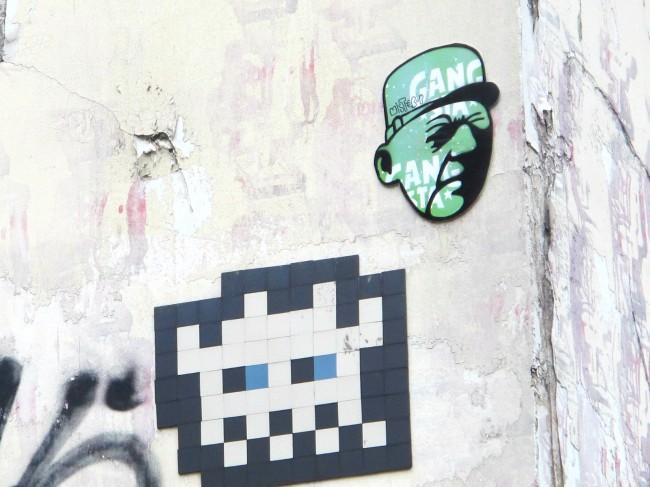 tag paris street art