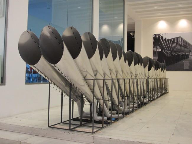megaphones