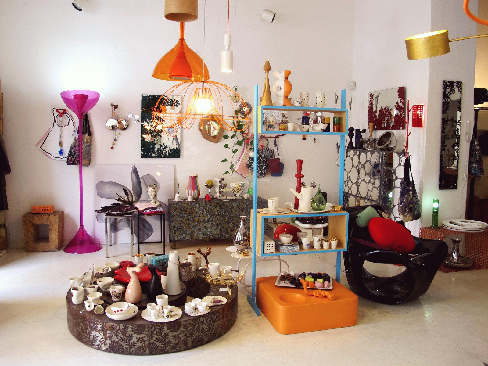 Salvatore + Marie, shopping joli joli…