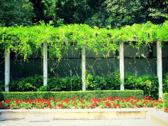 jardin villa necchi milano