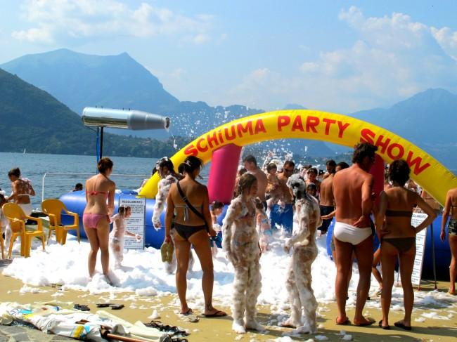 mousse party