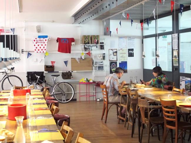 bike café milan