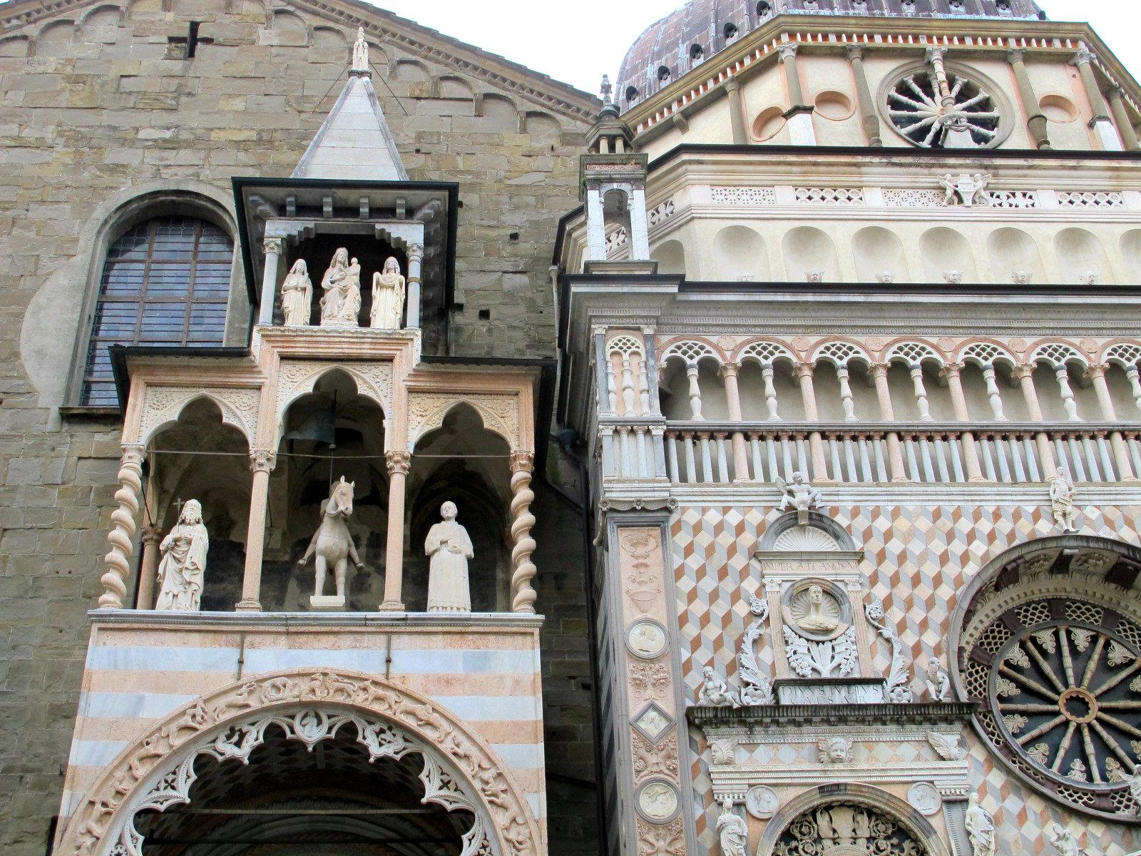 Bergamo, petit tour d'horizon…