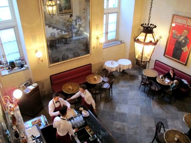 café piazza duomo milan