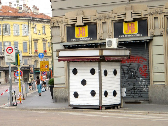 stores peints street art milan