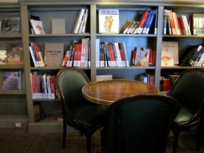 café musée milan
