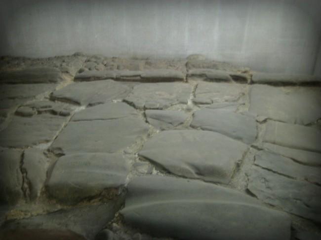 archéologie metro missori milan