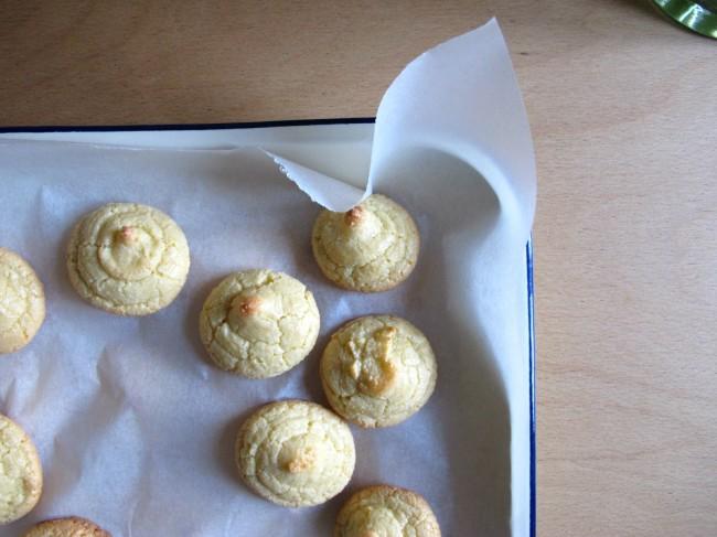 biscuits italiens mandarine