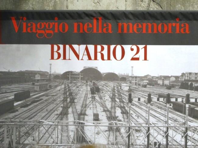 memorial shoah milano