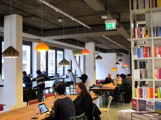 librerie coworking milan