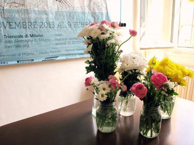 fleurs printemps bouquets récup