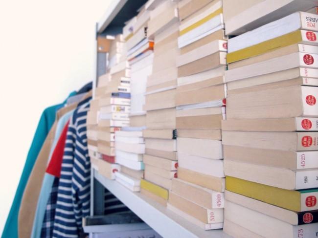 bibliothèque insolite