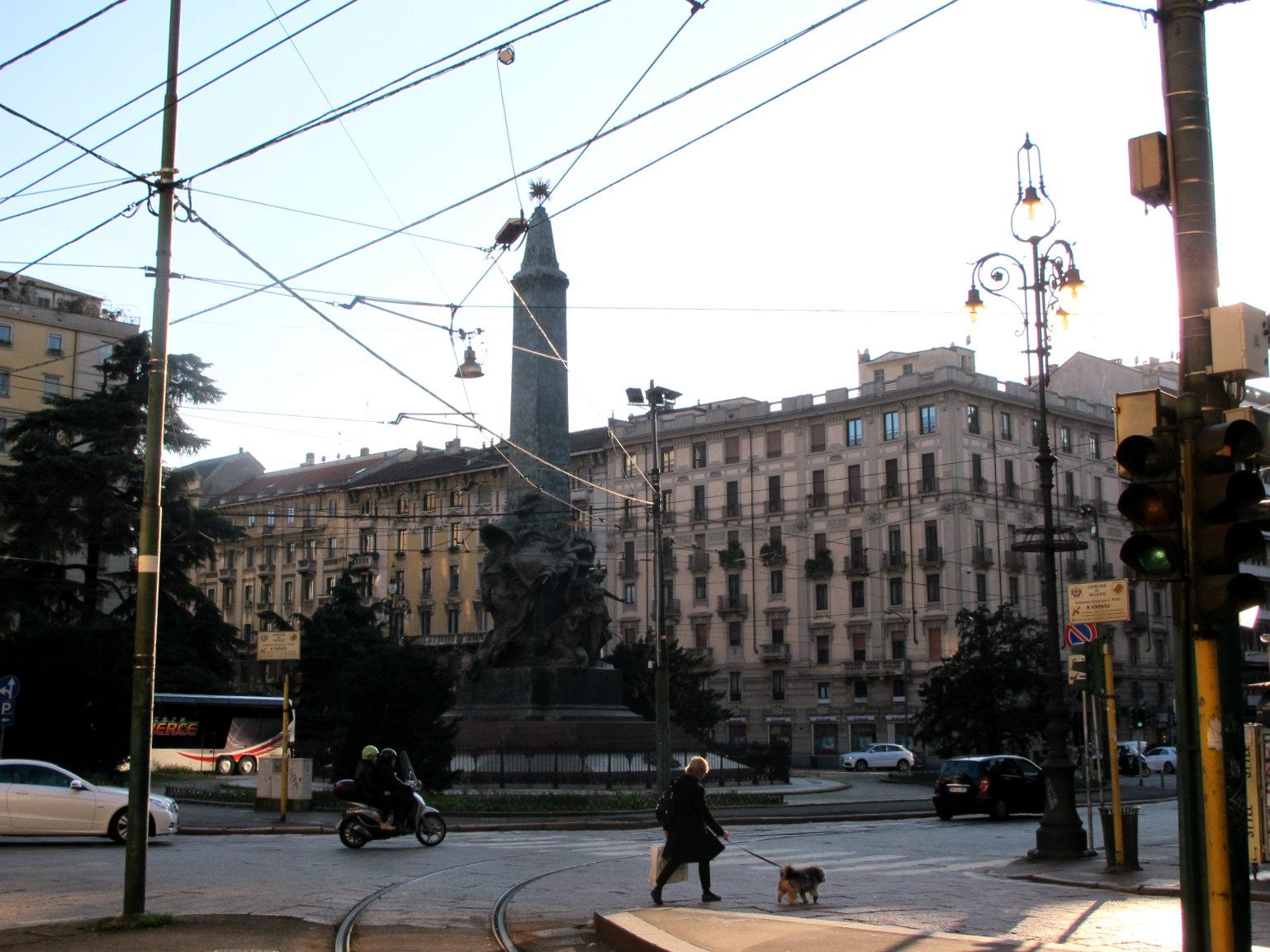 Le quartier de Porta Vittoria, entre légendes, histoire et réalité…