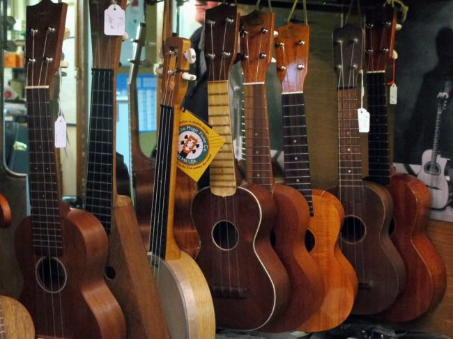 magasin guitares paris