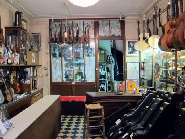luthier passage vero dodat