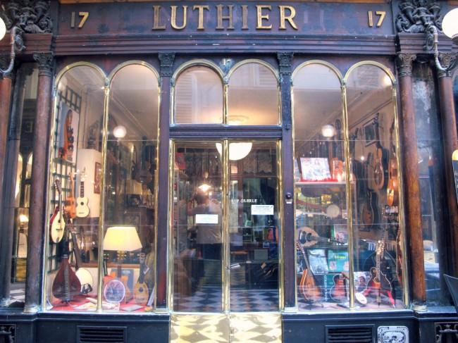luthier galerie vero dodat