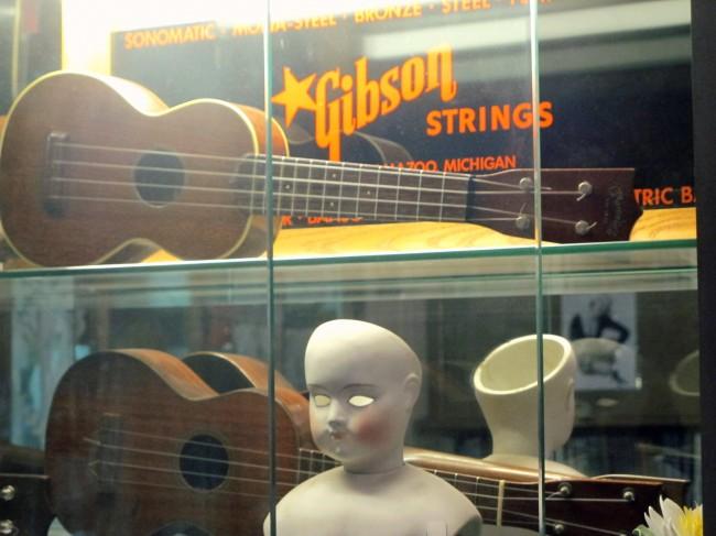 luthier guitares ukulélé françois charle