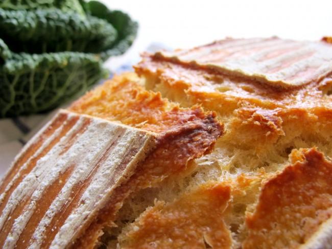 pain maison au kamut