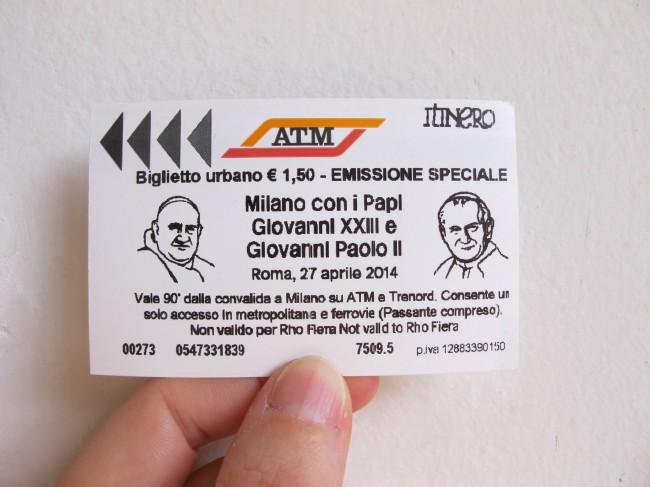 biglietto atm emissione speciale