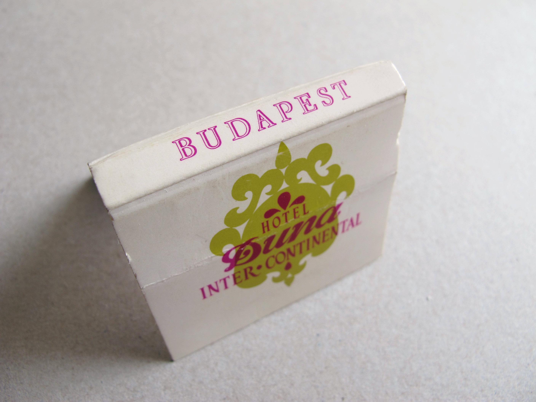 Wes Anderson, les grands hotels et les boîtes d'alumettes…