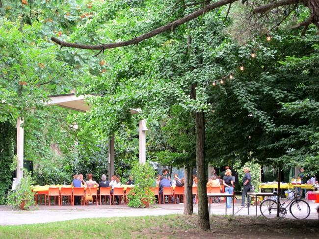 Bar Ristorante Jodok parc paolo pini